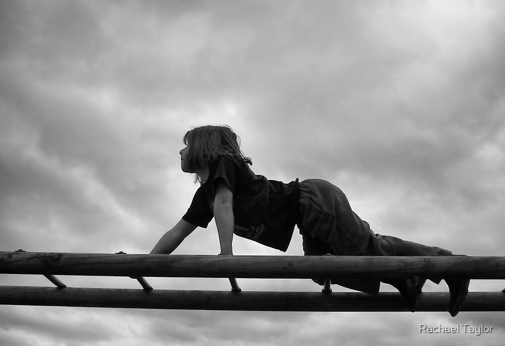 Climbing the Sky by Rachael Taylor