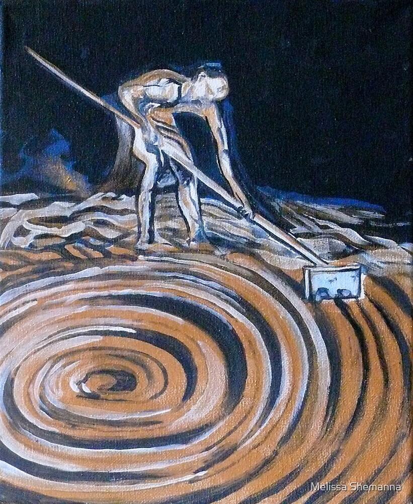 Spiral by Melissa Shemanna