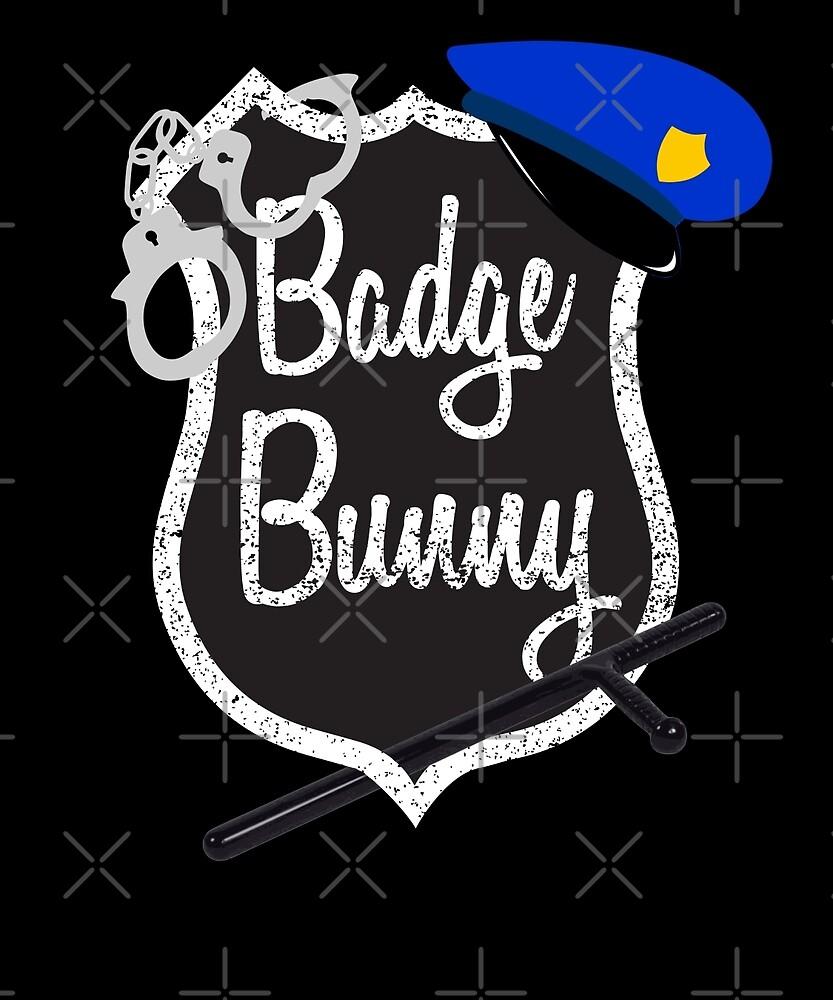 badge bunny shirt