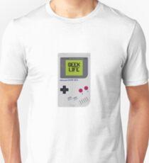 Game Boy Geek Life T-Shirt