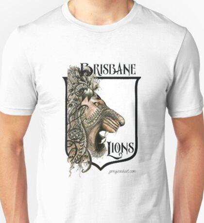 Brisbane Lions AFL Football T-Shirt