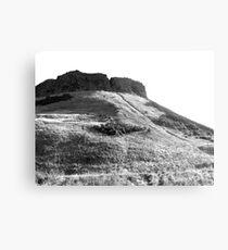 Arthurs Seats, Edinburgh, Scotland Metal Print