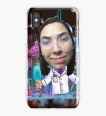 Rad scientist iPhone Case/Skin