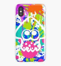 Splatoon Paint iPhone Case/Skin