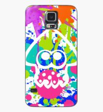 Funda/vinilo para Samsung Galaxy Splatoon Paint
