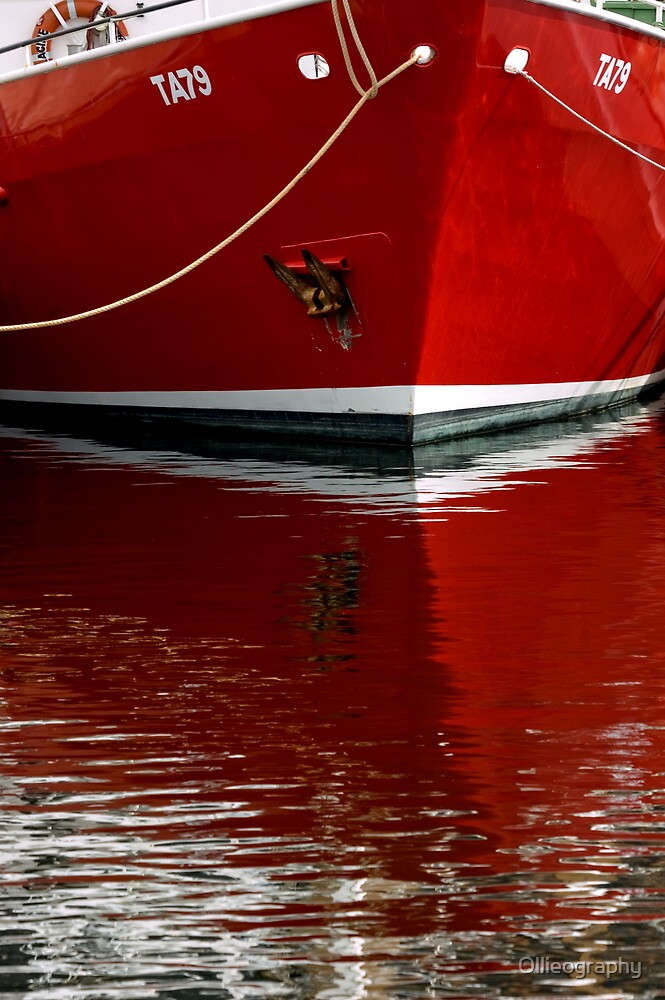 Red Reflections by Ollieography