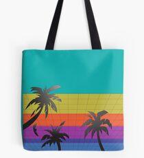 80's Summer mood Tote Bag