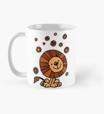 Cute Cartoon Lion Dream by Cheerful Madness!! Mug
