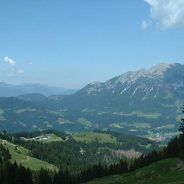 Austria by jamesmcfcrule