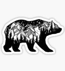 Fernweh Sticker