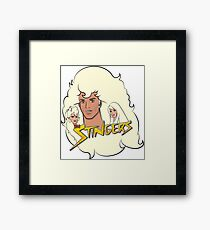 The Stingers Framed Print