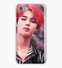 NOT TODAY - JIMIN (Without Text) iPhone Case/Skin