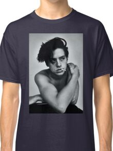 Cole Sprouse Smoking a cigarette Classic T-Shirt