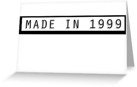Hergestellt im Jahr 1999 von Globaltransit