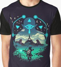 Wild Adventurer Graphic T-Shirt