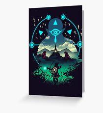Wild Adventurer Greeting Card