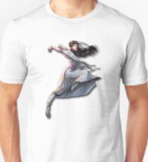 Kung fu girl T-Shirt T-Shirt