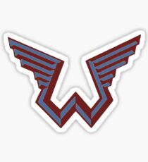 Paul McCartney and Wings Sticker