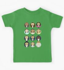 Hamilton Busts Kids Clothes