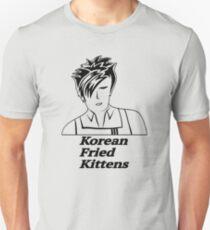Korean Fried Kittens Unisex T-Shirt
