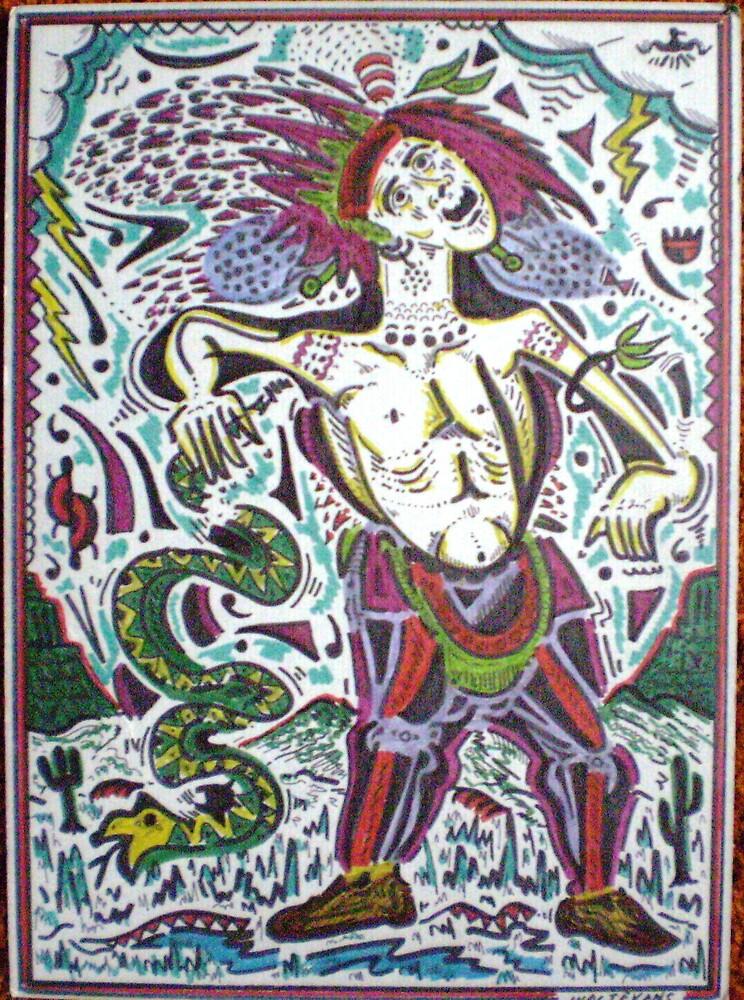 snake charmer by madvlad
