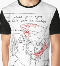 just close your eyes Graphic T-Shirt