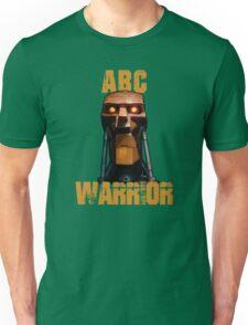 ABC WARRIOR - JUDGE DREDD (YELLOW) Unisex T-Shirt