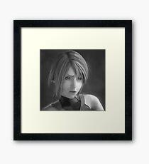 Aqua - Kingdom Hearts  Framed Print