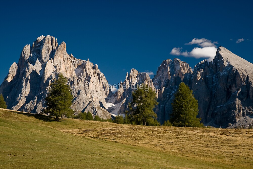 Seiser Alm by peterwey