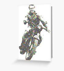 Steve McQueen - Digital Greeting Card