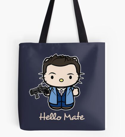 Mr Ketch Tote Bag