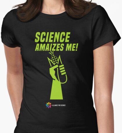 Alliance for Science- Science amaizes me! T-Shirt