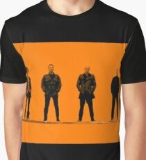 T2 Characters Graphic T-Shirt