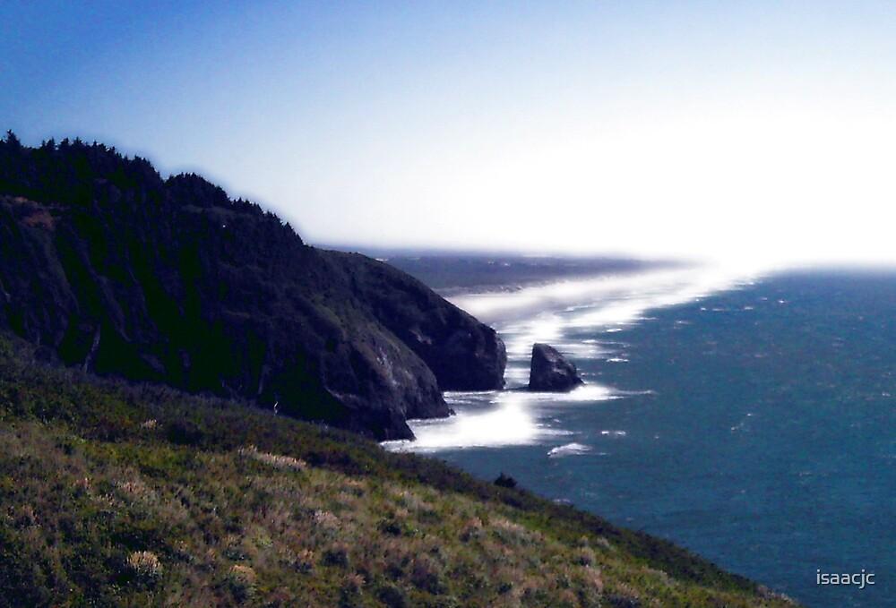 Oregon Coast by isaacjc