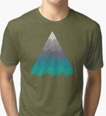 Many Mountains Tri-blend T-Shirt