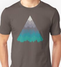 Viele Berge Unisex T-Shirt