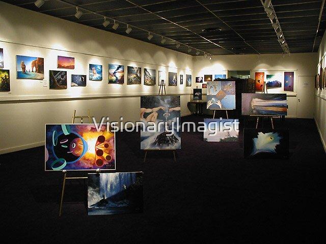 GALLERY SANDUSKY, OHIO USA by VisionaryImagist