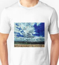 Clouds over the Plains Unisex T-Shirt