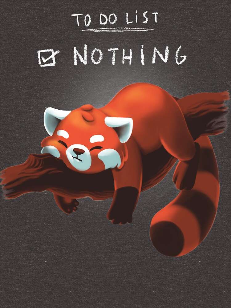 Red panda day by BlancaVidal