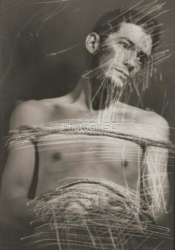 All tied up! by Bjana Hoey