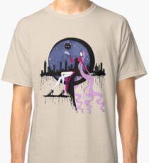 Black Lady (Chibiusa) Black city Classic T-Shirt
