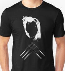 Logan - Laura (black) Unisex T-Shirt