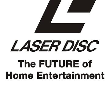 LASERDISC - THE FUTURE by tardisbabes