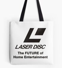 LASERDISC - THE FUTURE Tote Bag