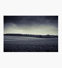 Moody Landscape Photographic Print