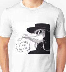 I smell degenerates  Unisex T-Shirt