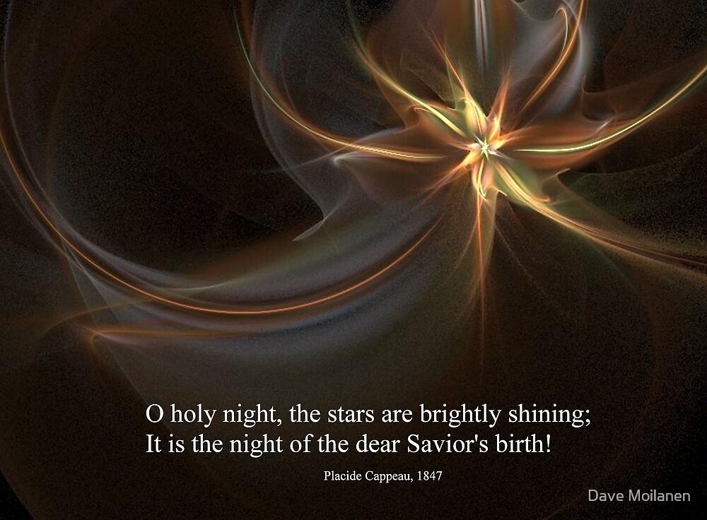 O Holy Night by Dave Moilanen