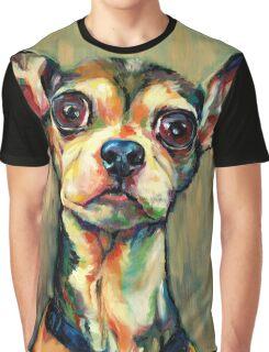 Wide-Eyed Wonder Graphic T-Shirt