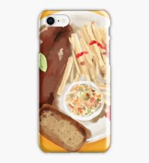 Patatas iPhone Case/Skin