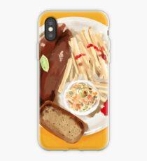 Patatas iPhone Case